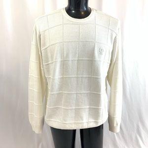 Men's Izod Cotton Crewneck Sweater